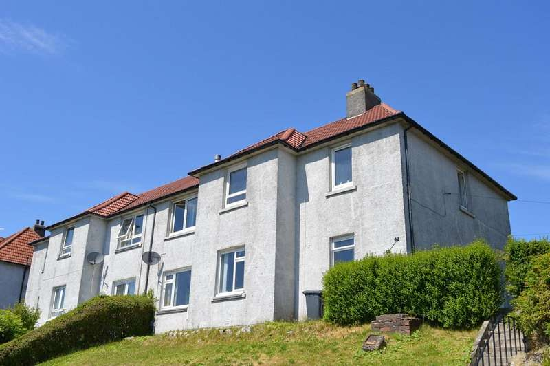 3 Bedrooms Flat for sale in Broom Drive, Parkhall G81 3HY