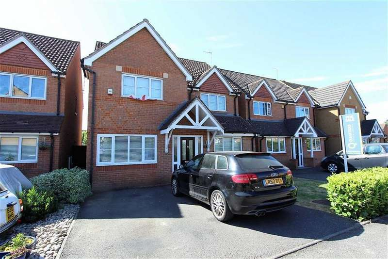 4 Bedrooms Detached House for sale in Moorhouse Way, Leighton Buzzard