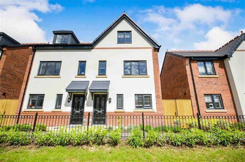 3 Bedrooms Semi Detached House for sale in Coppice View, Hull, HU3
