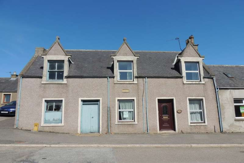 3 Bedrooms Semi Detached House for sale in Main Street, Newmill, Keith, AB55