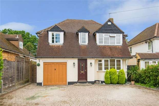 4 Bedrooms Detached House for sale in Thornbridge Road, Iver Heath, Buckinghamshire