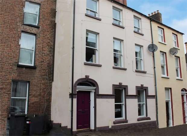 4 Bedrooms Town House for sale in Princes Street, Londonderry