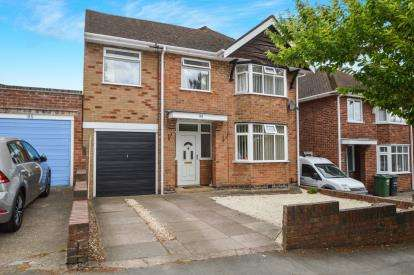 4 Bedrooms Detached House for sale in Greengate Lane, Birstall, Leicester, Leicestershire