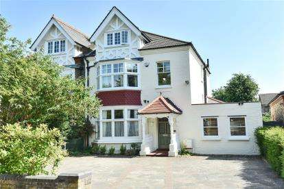 5 Bedrooms Semi Detached House for sale in Kings Hall Road, Beckenham