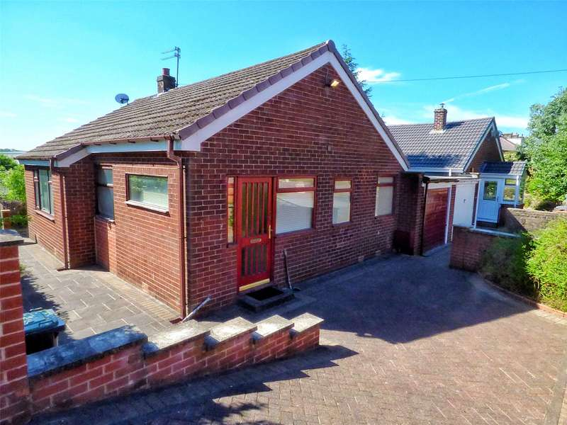 3 Bedrooms Detached Bungalow for sale in The Knoll, Shaw, Oldham, OL2