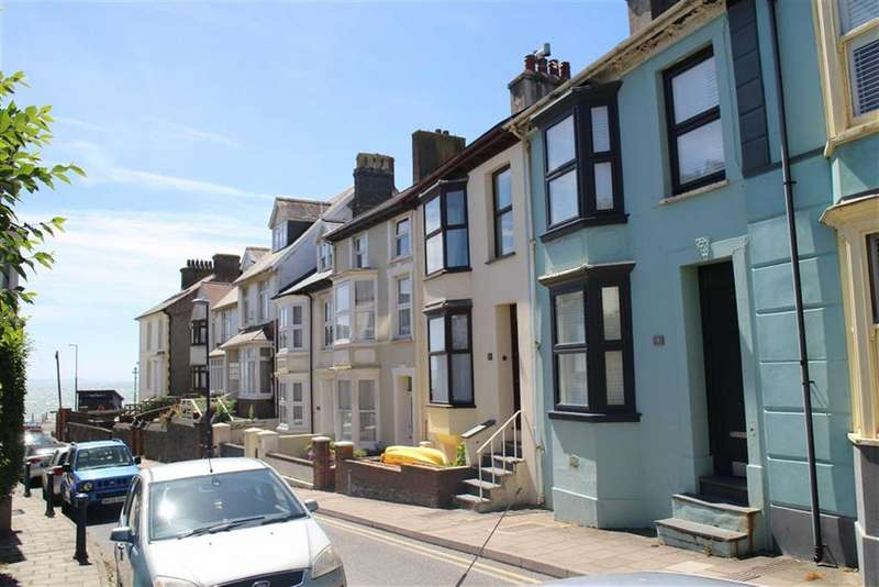 3 Bedrooms Terraced House for sale in Sea View Place, Aberystwyth