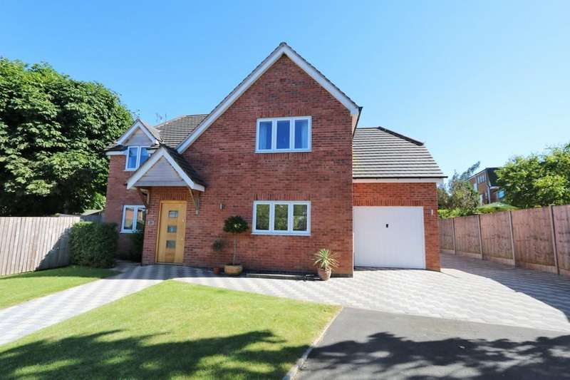 3 Bedrooms Detached House for sale in Meadow Drive, Hampton-in-arden