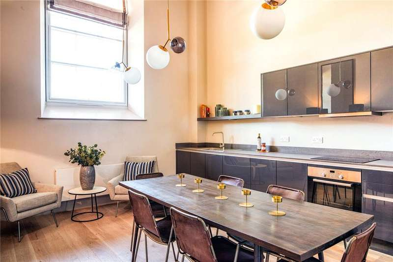3 Bedrooms Flat for sale in Apartment B02 Loft House, College Road, Bishopston, Bristol, BS7