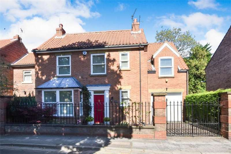 4 Bedrooms Detached House for sale in Eastern Terrace, Heworth, YORK