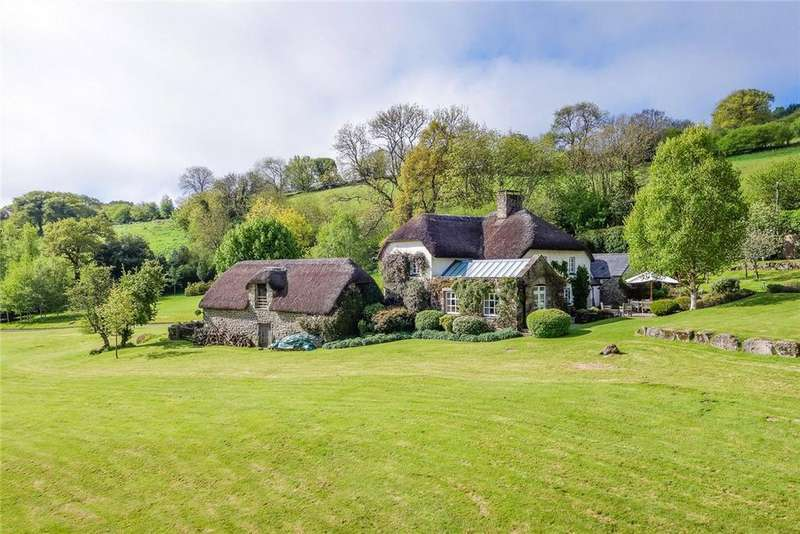 5 Bedrooms Farm House Character Property for sale in Chagford, Newton Abbot, Devon, TQ13