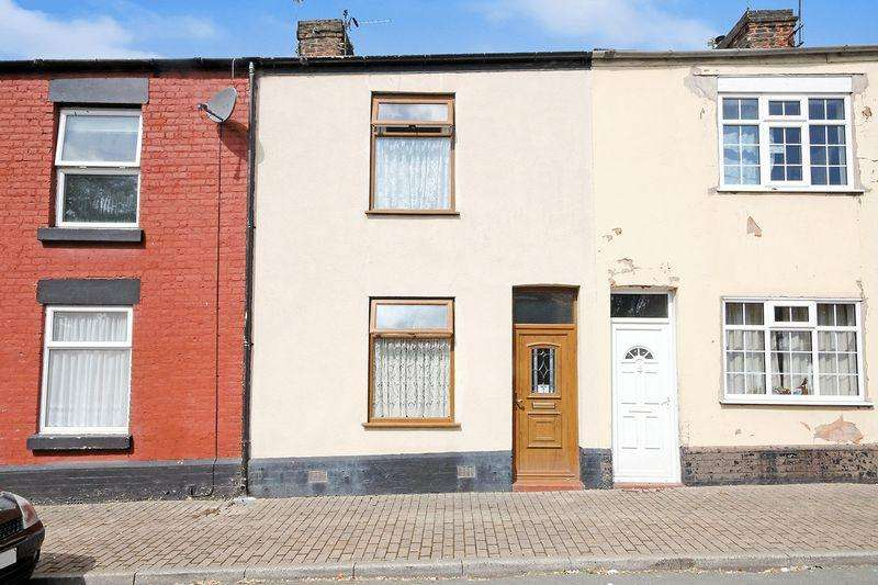 3 Bedrooms Terraced House for sale in Hurst Street, Widnes