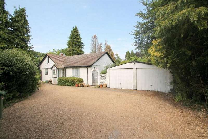 2 Bedrooms Detached House for sale in Guildford Road, Bagshot, Surrey