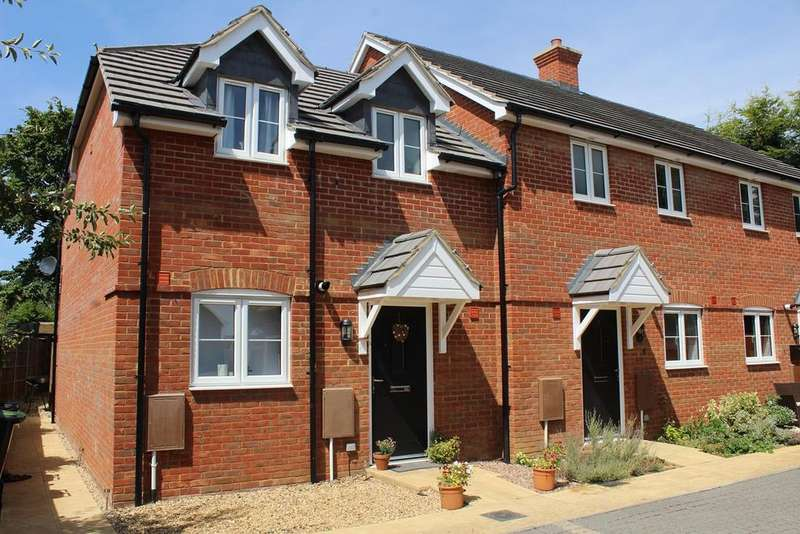 3 Bedrooms End Of Terrace House for sale in Munkman Close, Potton, Sandy, SG19