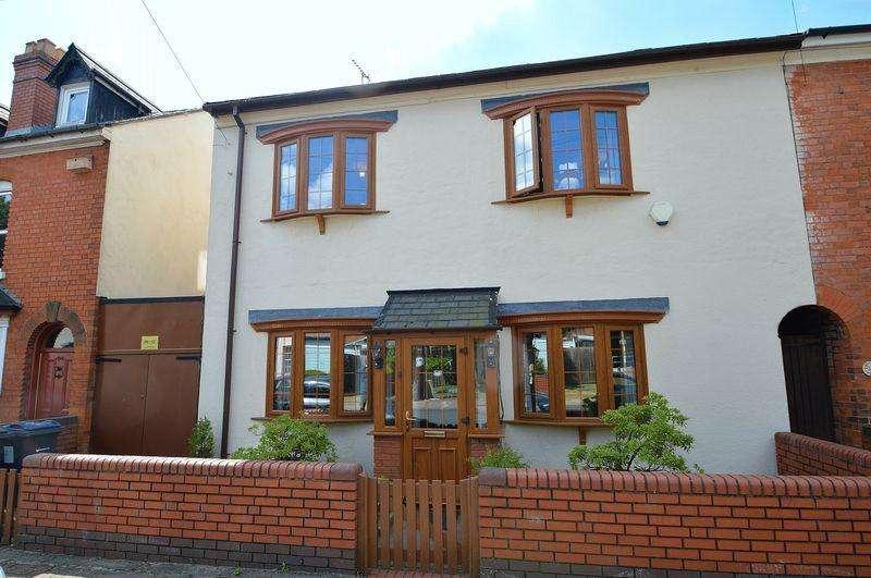 5 Bedrooms End Of Terrace House for sale in Albert Road, Kings Heath, Birmingham, B14