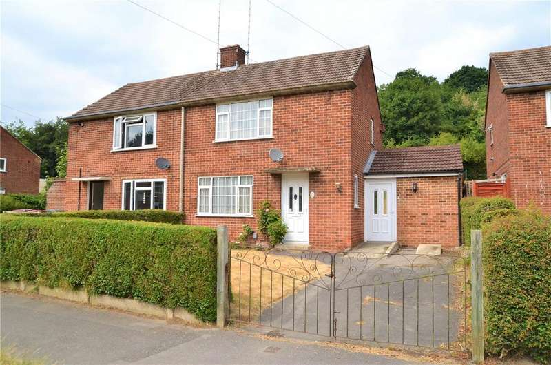2 Bedrooms Semi Detached House for sale in Rodway Road, Tilehurst, Reading, Berkshire, RG30