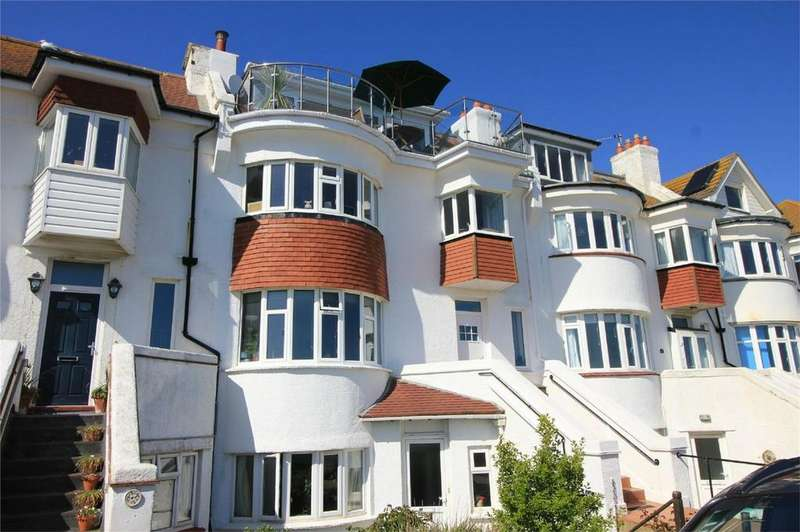3 Bedrooms Maisonette Flat for sale in West Parade, BEXHILL-ON-SEA, East Sussex