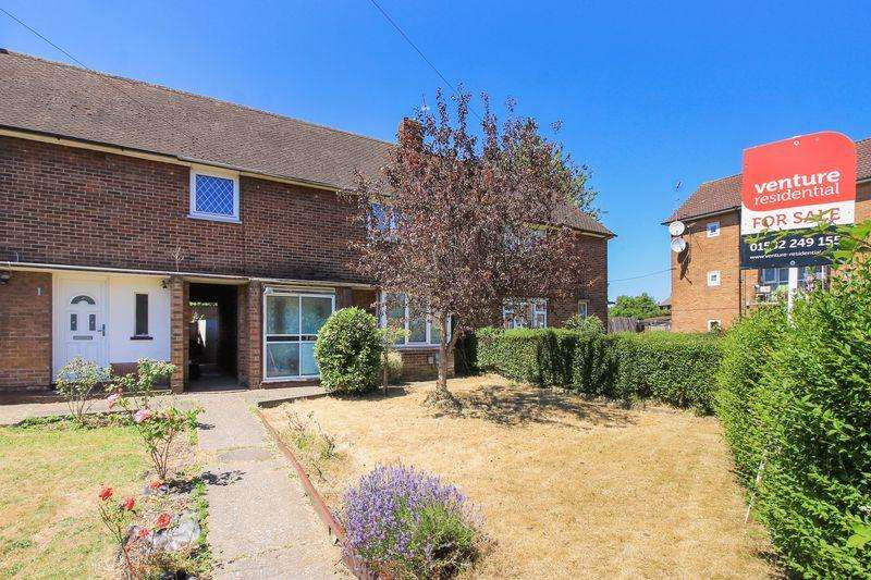 3 Bedrooms Terraced House for sale in Friars Close, Luton