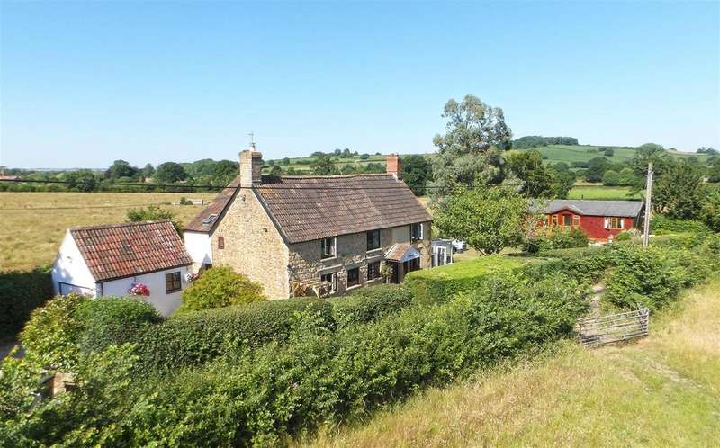 5 Bedrooms Detached House for sale in Donyatt, Ilminster