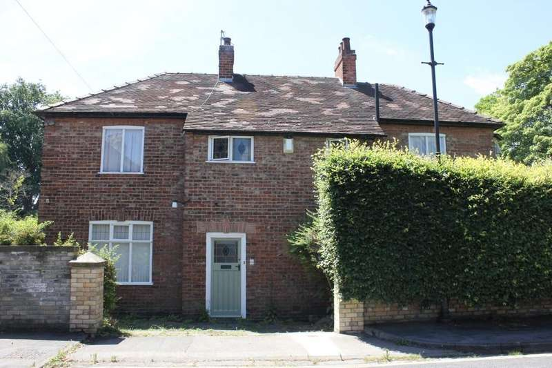 4 Bedrooms Detached House for sale in 14 St Olaves Road York YO30 7AL