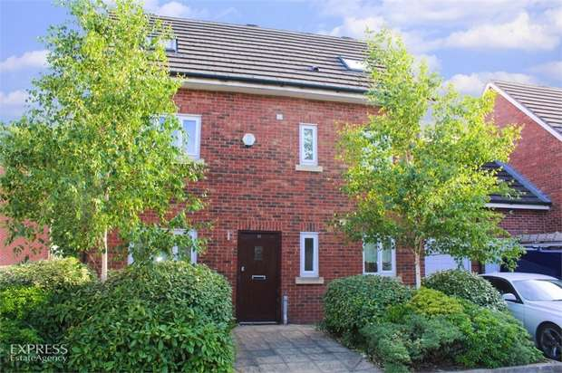 4 Bedrooms Link Detached House for sale in Bolton Road, Westhoughton, Bolton, Lancashire