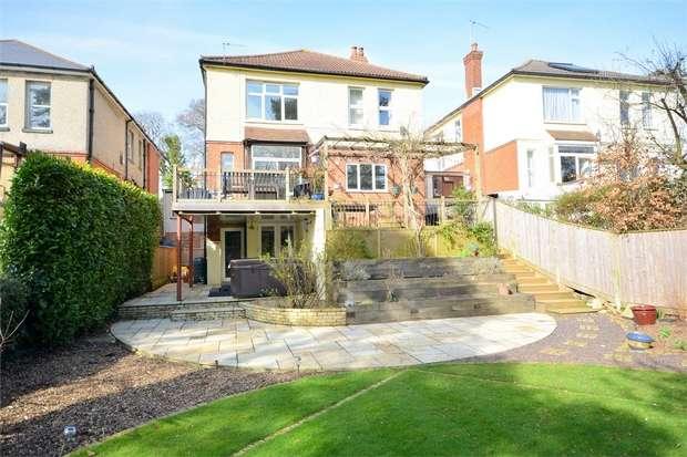 5 Bedrooms Detached House for sale in Richmond Park Avenue, Queens Park, Bournemouth