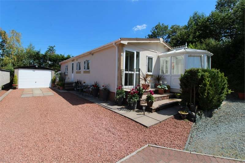 2 Bedrooms Park Home Mobile Home for sale in CA10 2BY Southwaite Green Mill Count, Eamont Bridge, Penrith, Cumbria