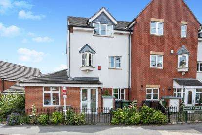 4 Bedrooms Semi Detached House for sale in Wavers Marston, Marston Green, Birmingham, .