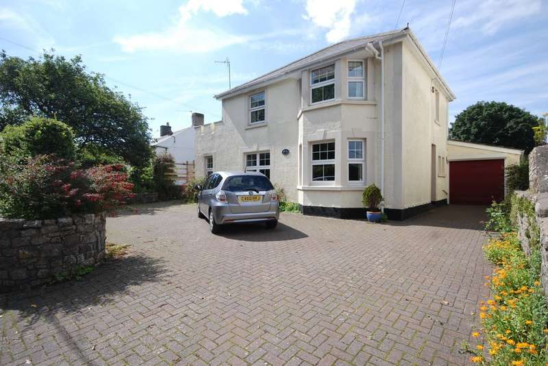 4 Bedrooms Detached House for sale in High Street, Llantwit Major, Vale of Glamorgan, CF61 1SS