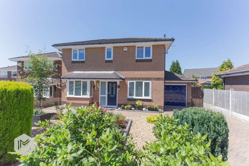 3 Bedrooms Detached House for sale in Cashmore Drive, Hindley, Wigan, WN2