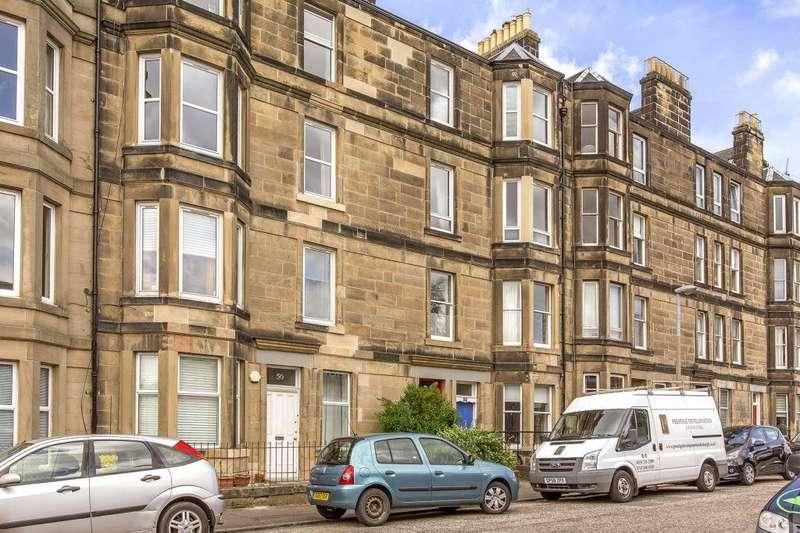 2 Bedrooms Flat for sale in 54/4 Cowan Road, Edinburgh, EH11 1RJ