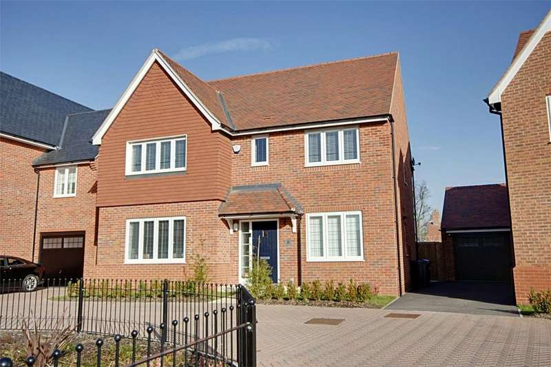 5 Bedrooms Detached House for sale in Johnston Street, Gilston, Harlow, Hertfordshire