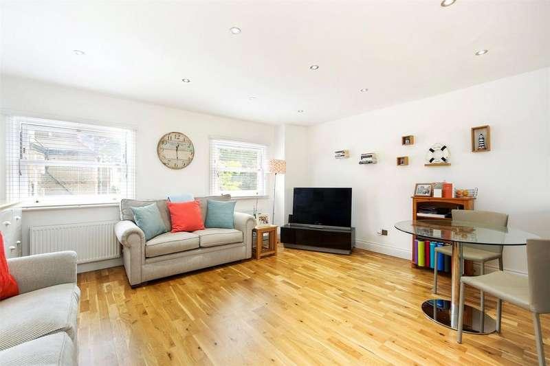1 Bedroom Flat for sale in Burney Street, Greenwich, London, SE10