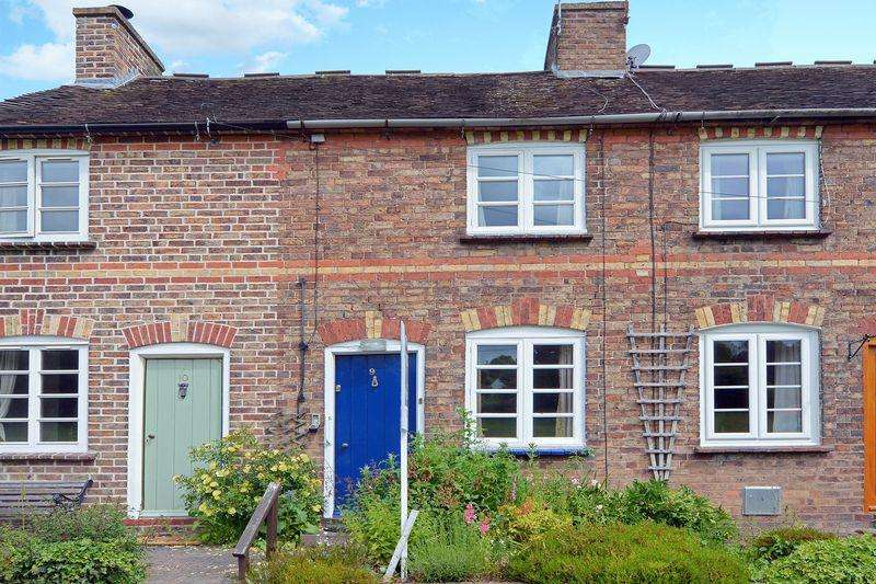 2 Bedrooms Terraced House for sale in Speeds Lane, Broseley, Shropshire, TF12 5RQ