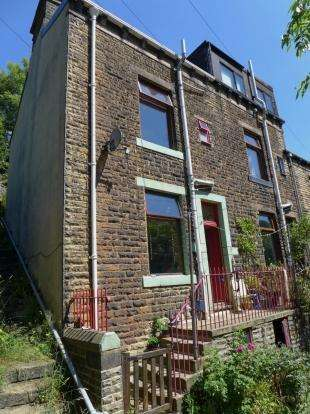 3 Bedrooms End Of Terrace House for sale in Kitsonwood Road Todmorden
