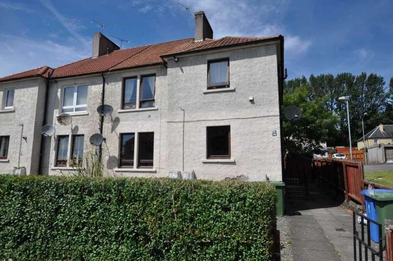 2 Bedrooms Flat for sale in 49 Schawpark Avenue Sauchie, FK10 3LF, UK