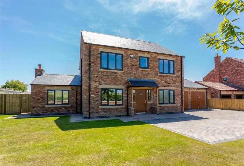 5 Bedrooms Detached House for sale in The Grove, Back Lane, Langthorpe, Boroughbridge, YO51