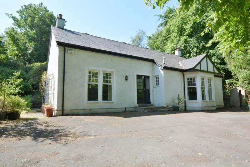 4 Bedrooms Detached Bungalow for sale in Struthill Prieston Road, Bridge of Weir, PA11 3AN