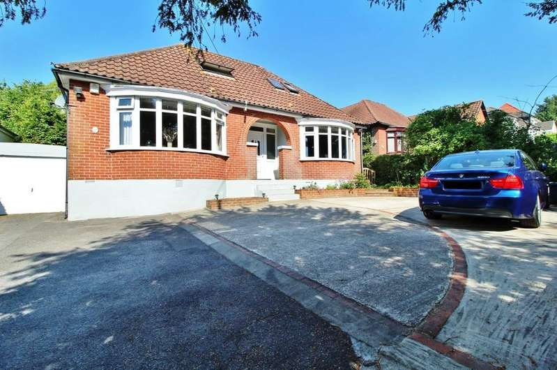 4 Bedrooms Detached Bungalow for sale in Drayton Lane, Drayton