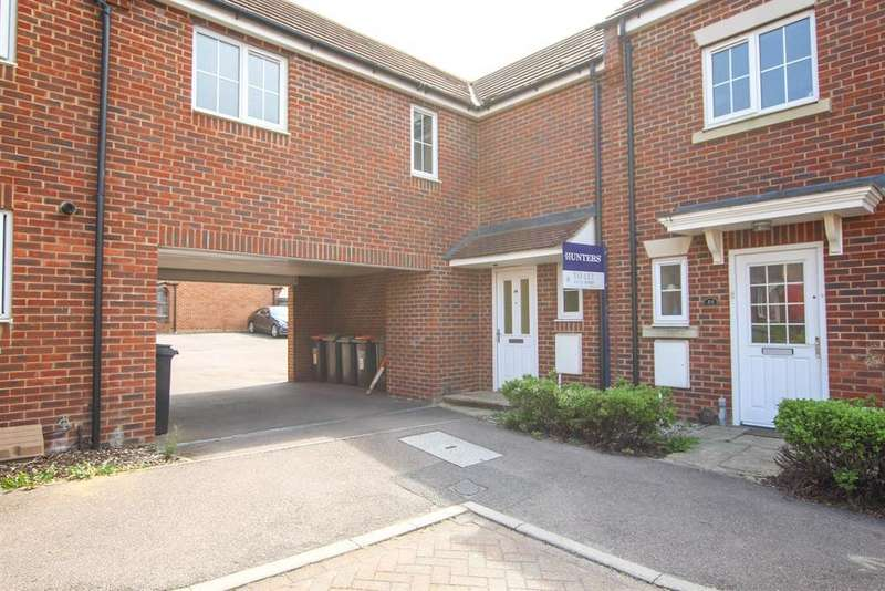 3 Bedrooms End Of Terrace House for sale in Sandpiper Way, Leighton Buzzard