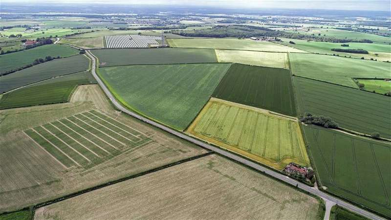 Land Commercial for sale in At Westwood Farm, Tuxford, Nottinghamshire