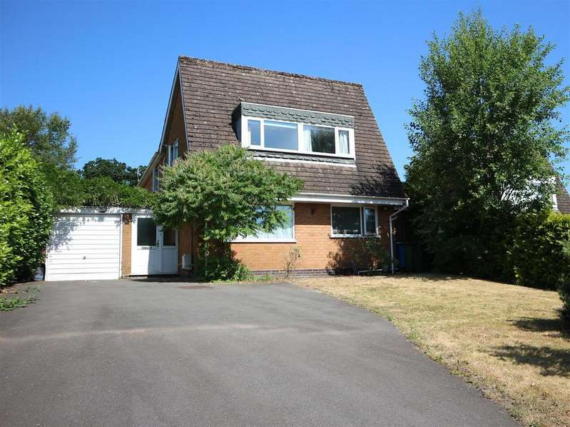 4 Bedrooms Detached House for sale in Blundies Lane, Enville
