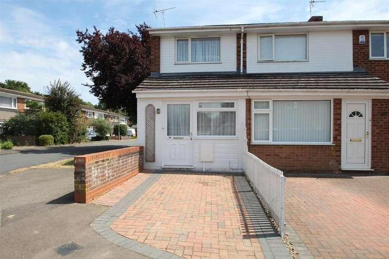 2 Bedrooms End Of Terrace House for sale in Blenheim Avenue, Stony Stratford, Milton Keynes