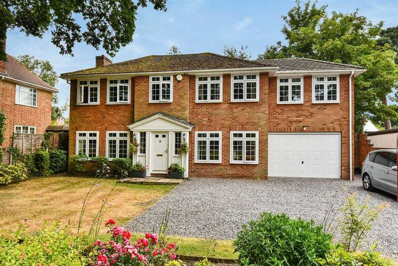5 Bedrooms Detached House for sale in Dukes Ride, Crowthorne