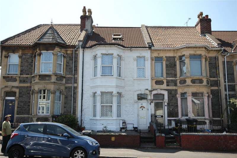 3 Bedrooms Property for sale in Robertson Road Easton Bristol BS5