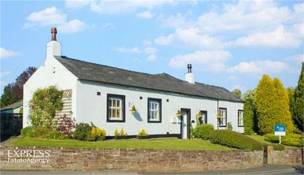 3 Bedrooms Detached Bungalow for sale in Carlisle, Wetheral, Cumbria