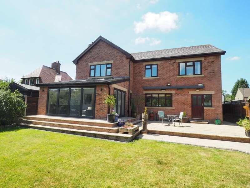 5 Bedrooms Detached House for sale in Park Road, Chapel-en-le-Frith, High Peak, Derbyshire, SK23 0LP