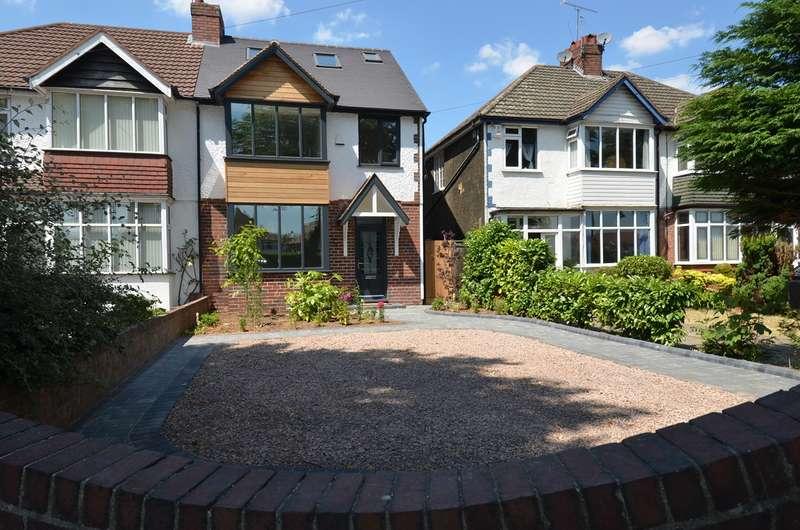 5 Bedrooms Semi Detached House for sale in Woodthorpe Road, Kings Heath, Birmingham, B14