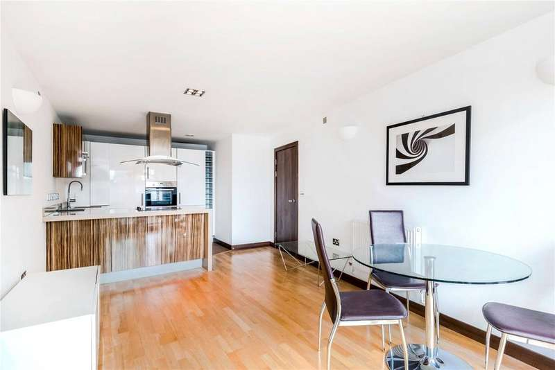 2 Bedrooms Flat for sale in Altura Tower, Bridges Court Road, London, SW11