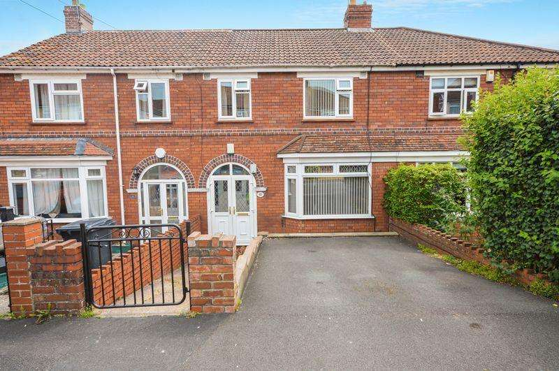 3 Bedrooms Terraced House for sale in Eastlyn Road, Bedminster Down, Bristol