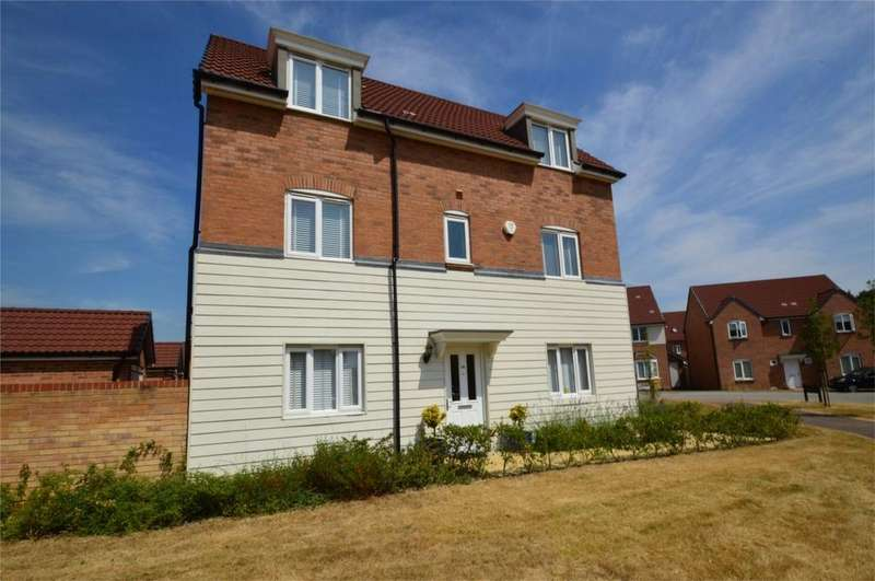 4 Bedrooms Detached House for sale in Sovereign Place, HATFIELD, Hertfordshire
